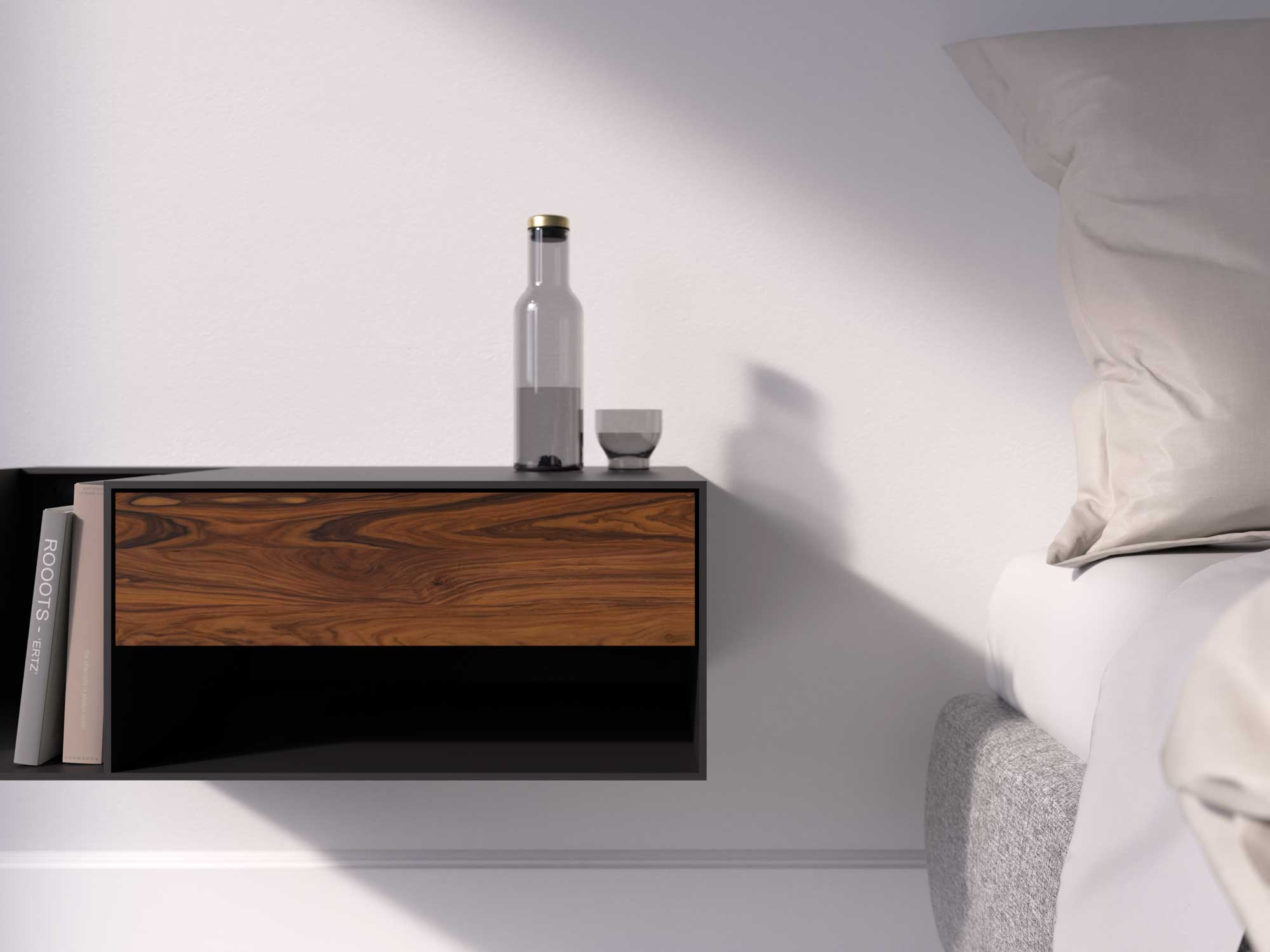 Bedside table Mauna Ertz Design