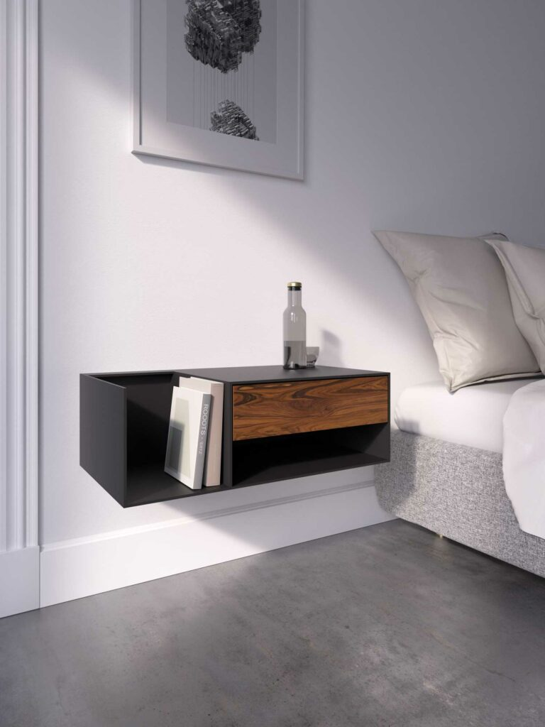 Design nachtkastje Mauna Ertz