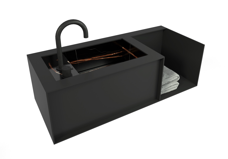 Grue RVB black mat